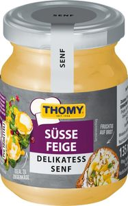 Thomy Senf Süße Feige 135 ml