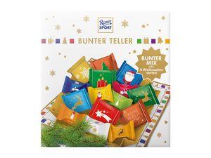 Ritter Sport Bunter Teller