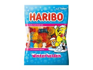 Haribo Winterhelden