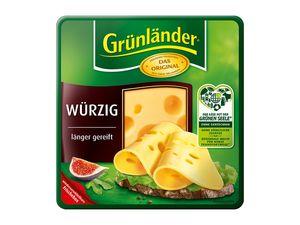 Grünländer Käsescheiben
