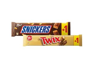 Twix/Snickers/Mars