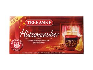 Teekanne Wintertee