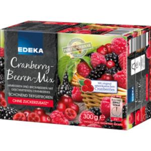 EDEKA Cranberry-Beeren-Mix