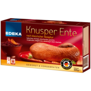EDEKA Knusper Ente