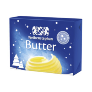 Weihenstephan Butter, Streichzart