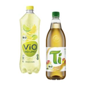 Ti Tee & Frucht oder ViO Bio Limo