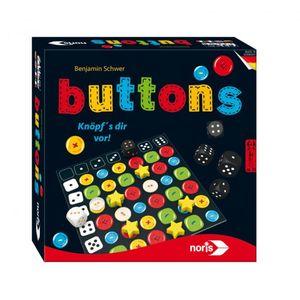 Buttons - Knöpfs dir vor! - Noris