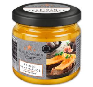 BEST MOMENTS Feigen Senf-Sauce