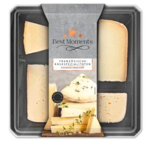 BEST MOMENTS Französische Käsespezialitäten