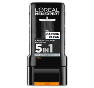 L'ORÉAL MEN EXPERT Duschgel, Carbon oder Hydra Energetic (o. Abb.)