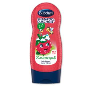 BÜBCHEN Shampoo und  Duschgel