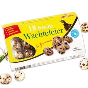 NESTLERFARM Wachteleier