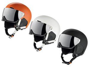 CRIVIT®PRO Ski- und Snowboardhelm mit Visier