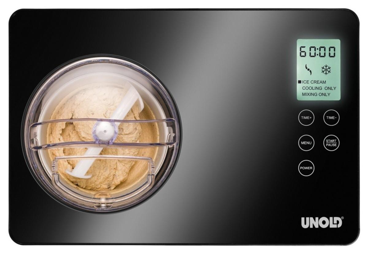 Bild 4 von Unold Eismaschine Gusto   B-Ware