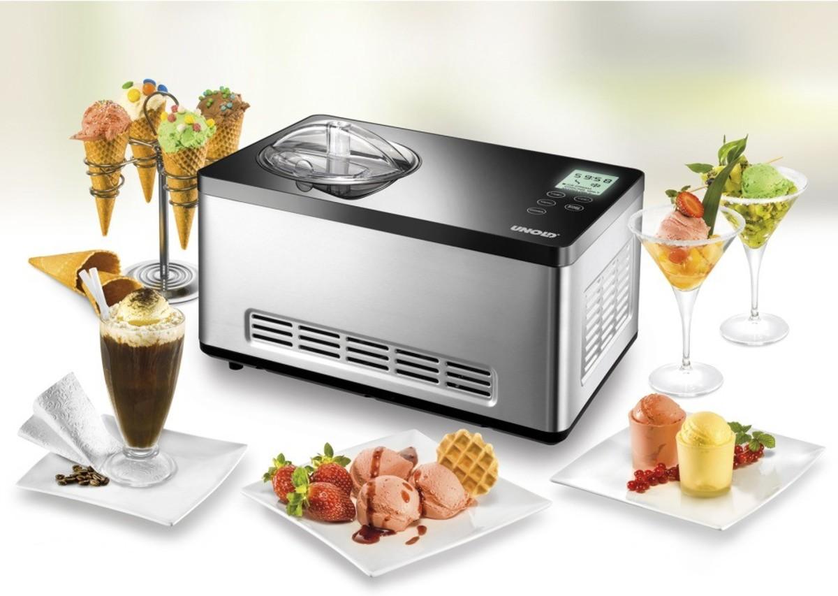Bild 5 von Unold Eismaschine Gusto   B-Ware