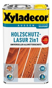 Xyladecor Holzschutz-Lasur 2-in-1 | B-Ware