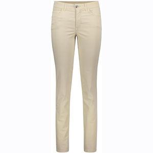 Mac Damen Jeans, Feminine Fit, beige, 44/L30