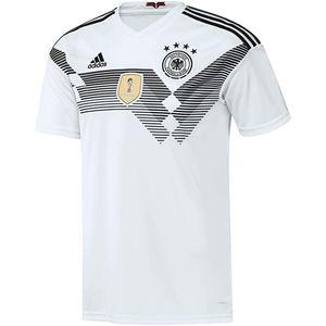 adidas Herren DFB Heimtrikot 2018, weiß/schwarz, XL