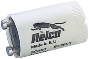 10 Starter 4-80W/240V konventionell für Leuchtröhren Relco