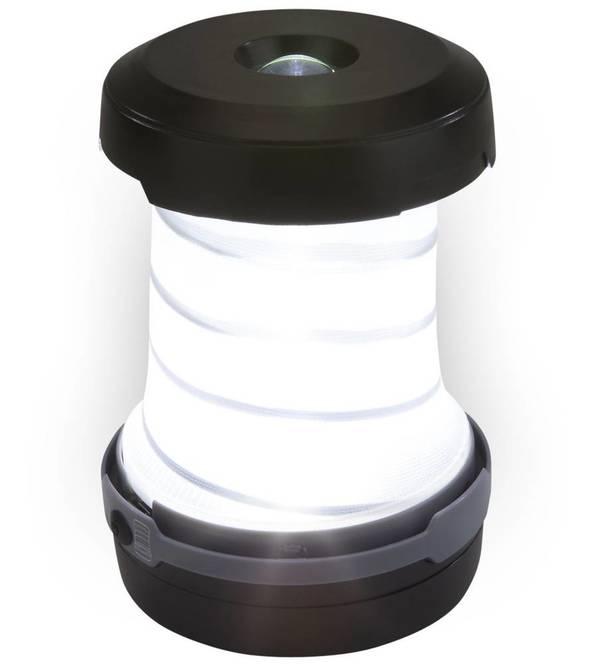2in1 Teleskop Campinglaterne und Taschenlampe Wetelux