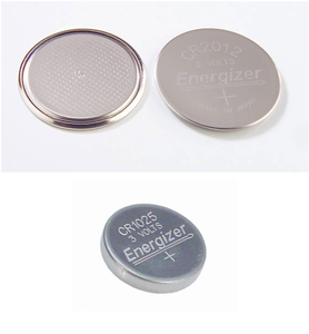 Lithium Knopfzellen Energizer
