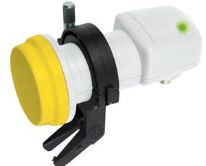 Easyfind single LNB zur schnellen Ausrichtung des SAT - Spiegels microelectronic