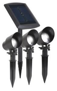 Solar LED Strahler Set Duracell