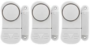 LED Nachtlicht mit Bewegungssensor + geschenkt dazu Mini Tür- und Fensteralarm im 3er Set