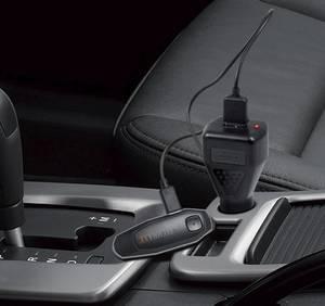 Bluetooth Freisprecheinrichtung mit abnehmbarem In-Ear Kopfhörer Technaxx