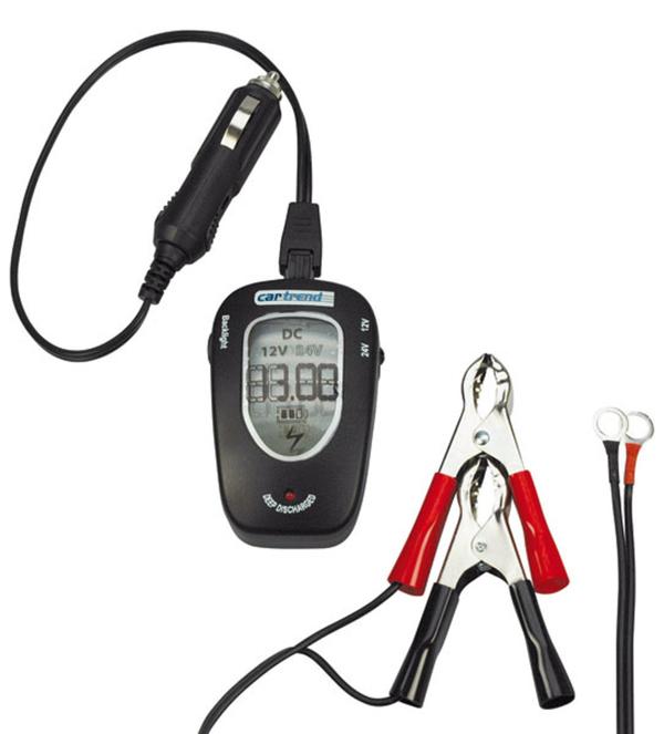 Batterietester 12/ 24 Volt Cartrend