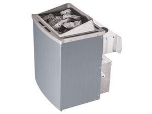 Karibu Saunaofen mit eingebauter Steuerung 9 kW