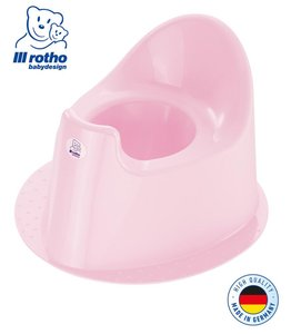Top Kindertopf tender rose perl