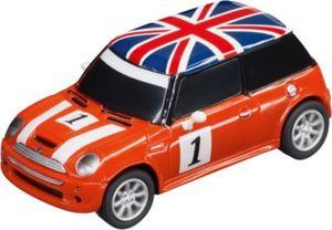 Carrera RC Mini Cooper S, rot 1:43