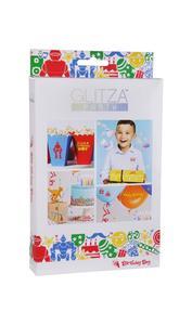 Glitza Party Birthday Boy
