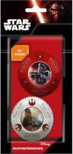 Muffinförmchen Star Wars, 30 Stück