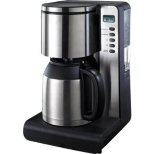 EDEKA Zuhause Edelstahl Kaffeemaschine