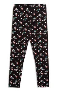 Leggings mit Blumenprint (Teeny Girls)