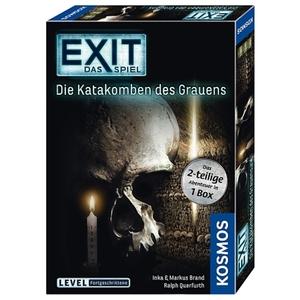 Kosmos - Exit, Das Spiel: Die Katakomben des Grauens
