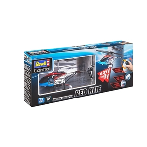 Revell - Controll: Motion Helikopter, Red Kite