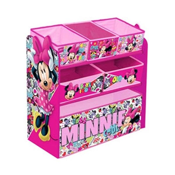Minnie Mouse - Aufbewahrungsregal von Smyths Toys ansehen ...