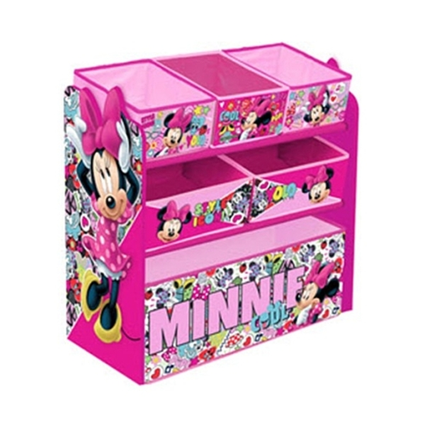Minnie Mouse - Aufbewahrungsregal