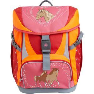 Schulrucksack Pferdefreunde