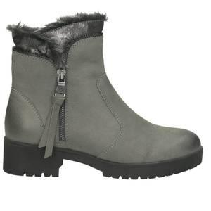 Damen Boot, mittelgrau
