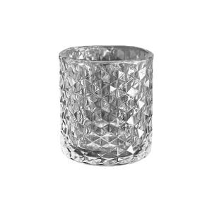 Teelichtglas (Ø 8 cm)
