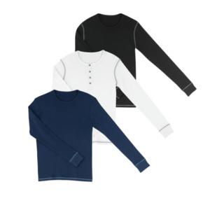 ENRICO MORI     Unterhemd, Langarm