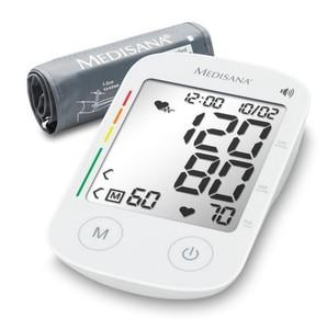 Medisana Oberarm-Blutdruckmessgerät BU 535 Voice ,