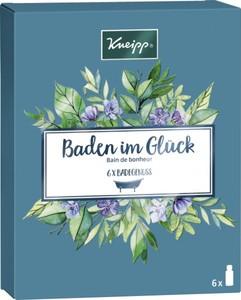 Kneipp Geschenkpackung Baden im Glück ,  6 x 20 ml