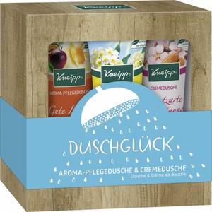 Kneipp Geschenkpackung Duschglück ,  3 x 75 ml