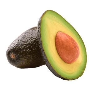 Avocado, vorgereift