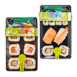 ASIA GREEN GARDEN     Sushi Box